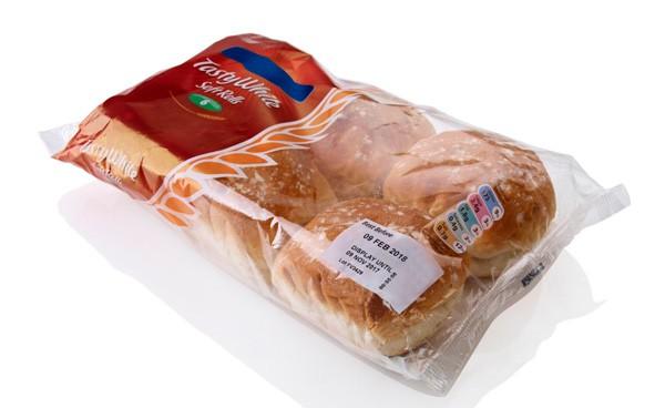 Thermal Transfer Bread packaging