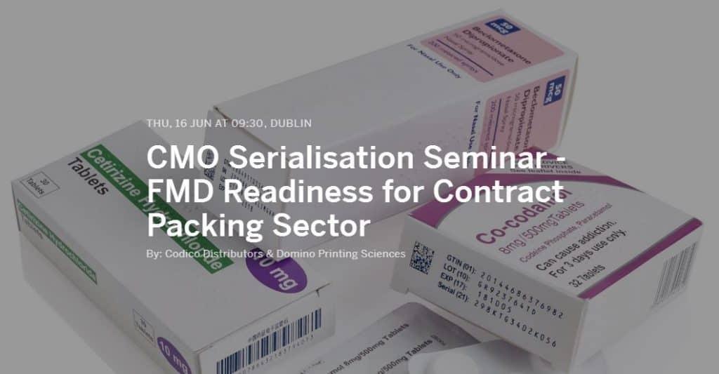 CMO Serialisation Seminar