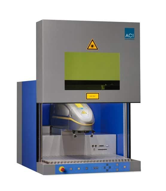 Comfort laser workstation