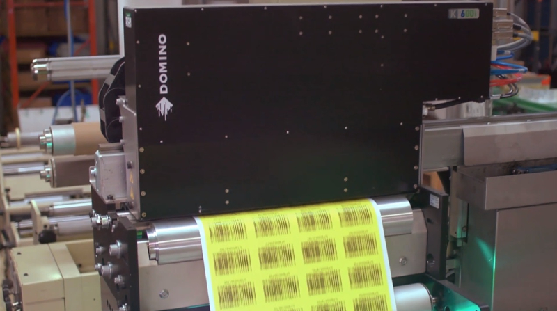 Domino Meets The Growing Demand For Variable Data Printing At High Speed
