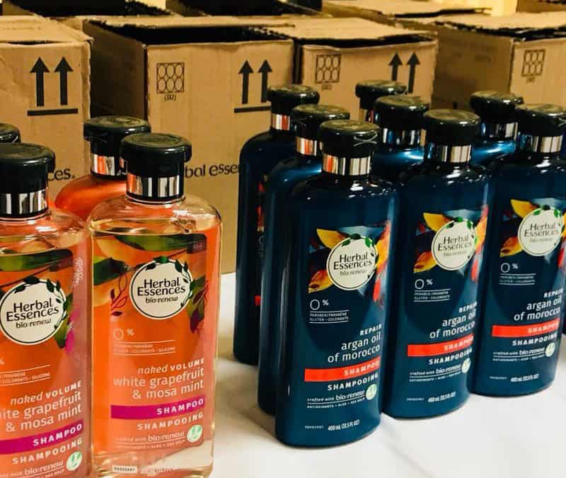 P&G Chooses Laser Marking For Tactile Labelling On Shampoo and Conditioner